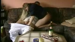 Claudia and her boyfriend having great sex (part1)
