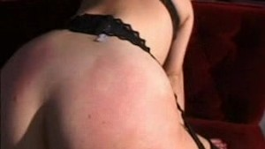 hard spanked red ass hungry for action