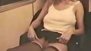 train exhibitionist