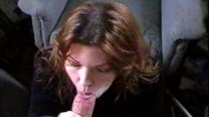 Amature Facial and Blowjob