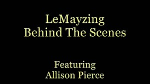 LeMayzing Photoshoot - Allison Pierce