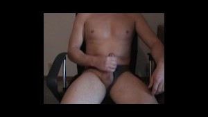 1st Time Jack Off &Cumming