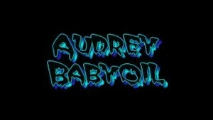 baby oil audry