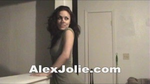 Alex Jolie Behind the Scenes