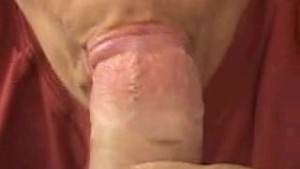 Cum inside mouth