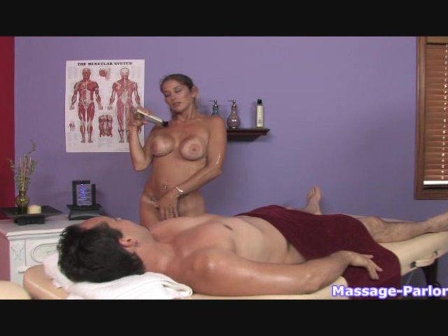 handjob turns to sex