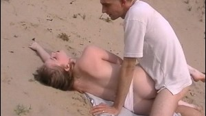 Gettin' Pussy on the Beach