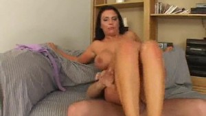Big Titted MILF takes a stiff one in her arse - Pt. 3/3