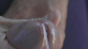 Mitch #3: Cumshot - Extreme Close-up