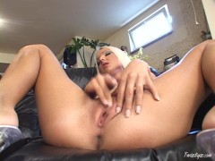 Veronika Symon Fucks Her Tight Pussy