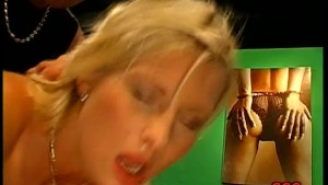 Blonde Loves a Cock in Every Hole!
