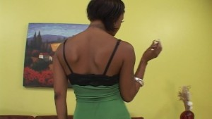 Black Lesbians Toying Each Other