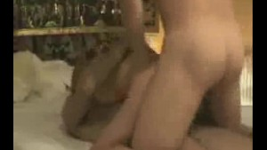 Amateur Wife Gets A Threeway