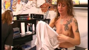 Tiny Tits want to get Pierced