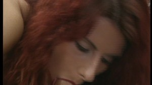 Hot redhead gets his cock in front and back pt 1/4