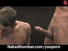 Picture Hot guys in a nude wrestling action