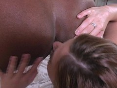 Picture Interracial anal creampie 1/3