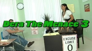Sophia Lomeli - Dera the Menace 3