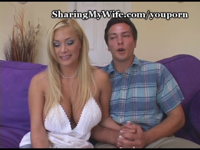 sharing my wife