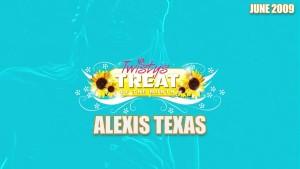 Sexy Alexis Texas Works It