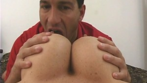 monster breast tit job