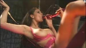 Tera Patrick - Bondage pussy eating