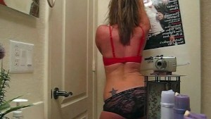 Smoking Hot Blonde Makes Sexy Vid For Boyfriend