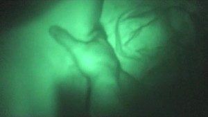 night vision first time