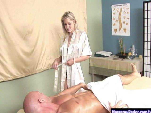 massage parlor handjob
