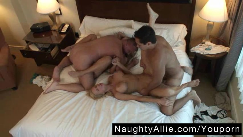Male on male gangbang orgy