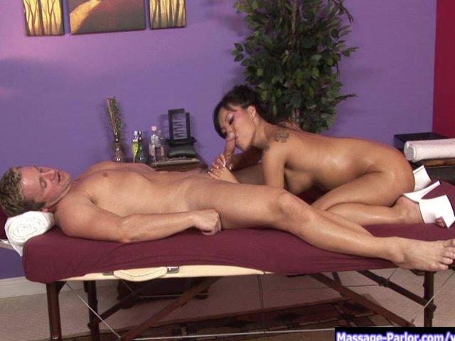busty asian massage