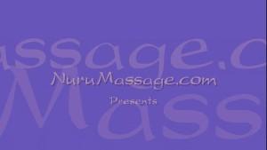 Japanese Massage pt 2 - Slippery Nuru Massage