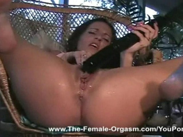 Girls orgasm squirting naked something