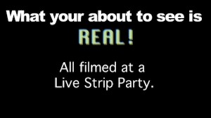 Milfs Party and get fucked by the Male Strippers.