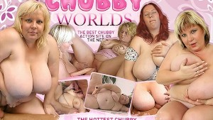 young chubby in threesome