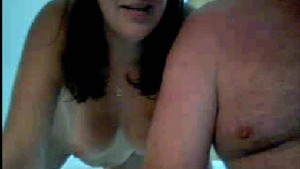 Webcam Married couple showing