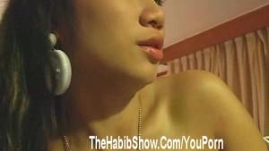 19yr Thai wannabe Wifey Pussy Fucked by Hairy Arab