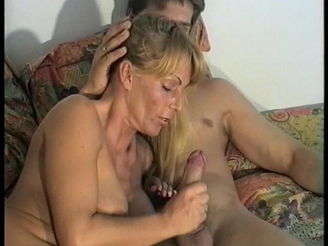 Sucking cock with wife