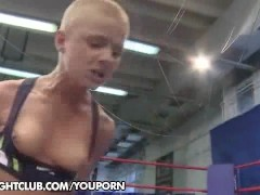 Picture Catfight: Betty Saint vs. Sinead