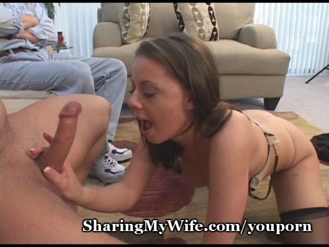 cum in mouth husband