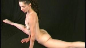 Flexible greece girl Penelope