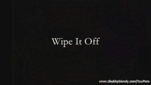Wipe It Off