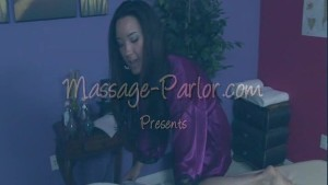 Miko Gives an Oily Massage with a Happy Ending