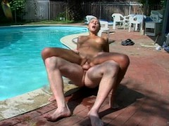 Picture Suck and fuck at the pool