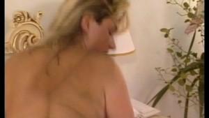 Cumming on the girlfriend's tittys