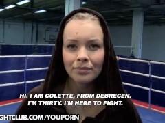 Catfight: Bailee vs. Colette