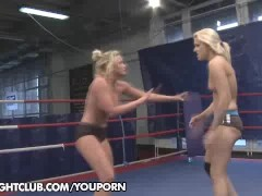 Catfight: Brandy Smile vs. Kathia Nobili