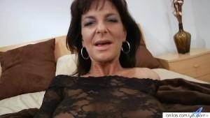 Horny Big Tit Milf Craves Hot Cum