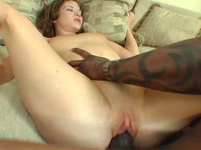 Thick White Teen Riding Bbc