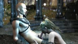 "3d CGI ""Valorah's Blessing"" WoW Porn Hentai"